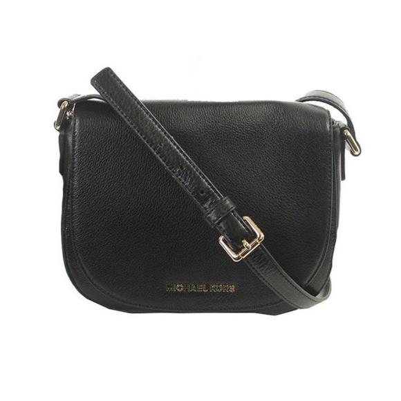 f5e907543358 ... bag leather black women 2245d c619d; amazon michael kors black gold bedford  medium messenger dcd8b d05ef